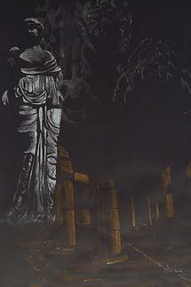 Révéler l'absence (Leptis Magna) déta