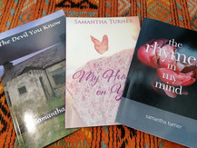 Review of Three Books by Samantha Turner