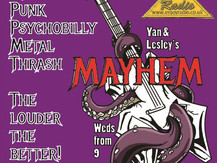21/04/21 - Mayhem - Headbangers' Ball Playlist