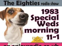 26/03/21 - Eighties Mix - 1983