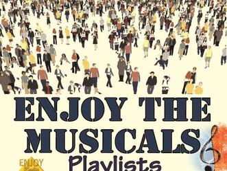 29/08/21 Enjoy the Musicals Playlist 14 - Love Duets