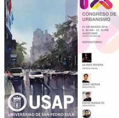 IX congress for urban planning in San Pedro Sula