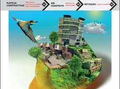 Juan Heras on the cover page of Construcción Magazine