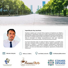 Professional training for urban planners
