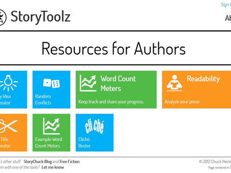 Toyz for Writerz!