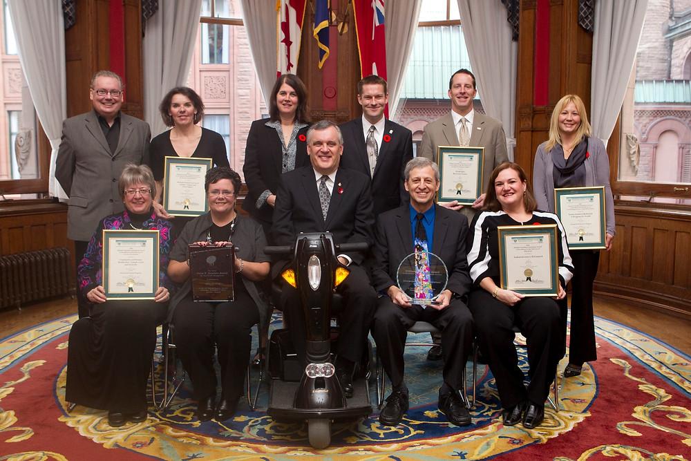 William H. Donner Award Winners, 2010