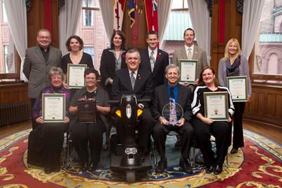 Donner Awards - Recipients 2010.JPG