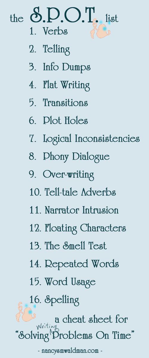 the S.P.O.T. list