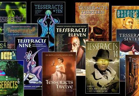 Tesseracts Twenty!