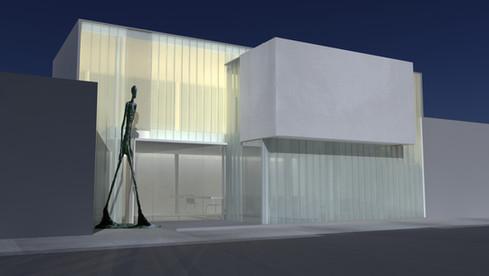 Concurso Colegio de Arquitectos de Tandil