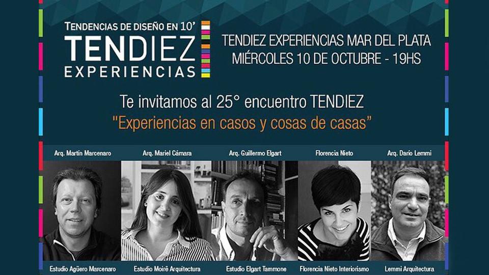 10/10/2019 - TENDIEZ EXPERIENCIAS