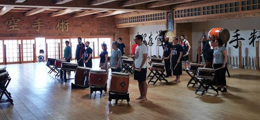 La Escuela de Taiko