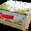 Custom  Personalised Cremation Ashes Casket in FLORAL FLOWER GARDEN design
