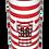 Custom Personalised Cremation Ashes Casket Urn FOOTBALL TEAM HAMILTON ACADEMICAL