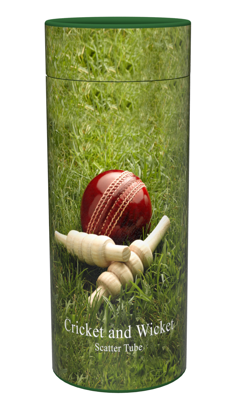 Scatter Tube CRICKET AND WICKET 1