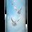 Custom Personalised Cremation Ashes Casket Urn RELIGIOUS SPIRIT WHITE DOVES HEAVEN