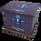 Custom Personalised Cremation Ashes Casket Urn FOOTBALL TEAM GLASGOW RANGERS