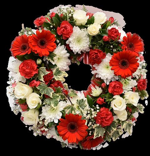 Love Never Dies Wreath