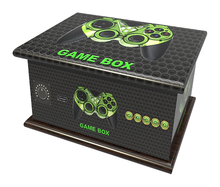 Custom Personalised Cremation Ashes Caskets Containers and Urns PLAYSTATION XBOX