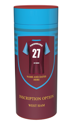 Scatter Tube WEST HAM FC (NEW STYLE)