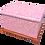 Thumbnail: Ashes Casket GLITTER PINK