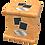 Thumbnail: Ashes Casket BIRDSEYE MAPLE EFFECT