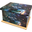 Custom Personalised Cremation Ashes Casket UNIVERSE SPACE SOLAR SYSTEM STARS