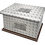 Thumbnail: Ashes Casket DIAMOND PLATE