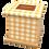 Thumbnail: Ashes Casket GINGHAM ORANGE