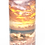 Custom Personalised Cremation Ashes Casket Urn Scenic Landscape SUNSET BEACH