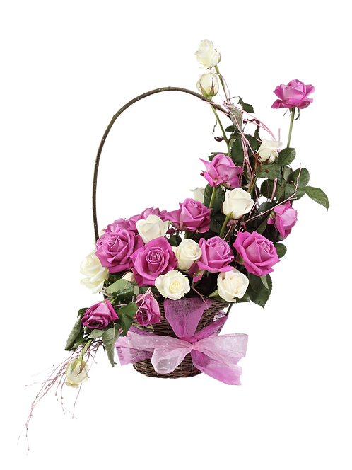 Basket of Roses. . . starting from