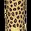 Custom Personalised Cremation Ashes Casket Urn LEOPARD ANIMAL PRINT