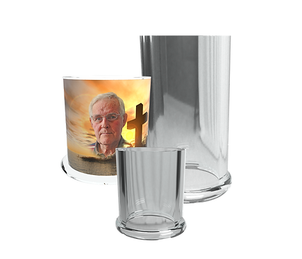 Cremation Candle Holder (MEDIUM)