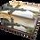 Custom Personalised Bespoke Cremation Ashes Casket NORFOLK BROADS