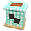 Thumbnail: Ashes Casket GINGHAM MINT