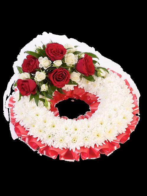 Funeral Tributes Floral Sympathy Flowers Floral Wreath
