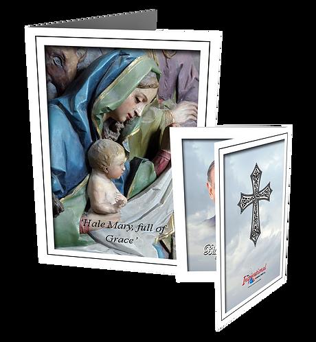 BEAUTIFUL RELIGIOUS PRAYER CARDS