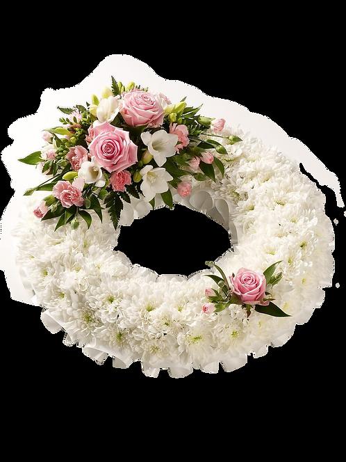 Florists Choice Bedded Wreath