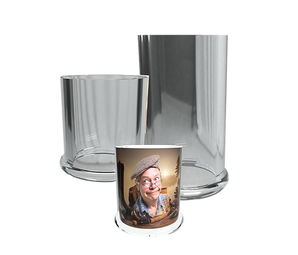 Cremation Candle Holder (SMALL)