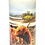 Custom Personalised Cremation Ashes Casket Urn Scenic Landscape HIGHLAND CATTLE