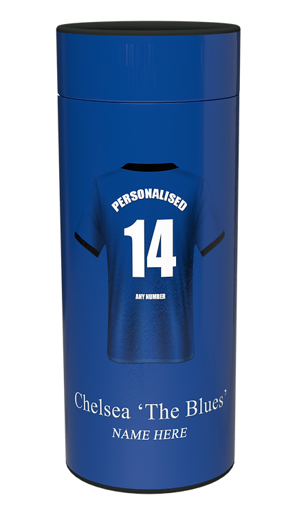 Custom Personalised Cremation Ashes Casket Urn FOOTBALL TEAM CHELSEA