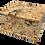 Thumbnail: Ashes Casket LIGHT BURLWOOD EFFECT