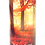 Custom Personalised Funeral Cremation Ashes Casket Urn Floral Flower Designs  AUTUMN FOREST
