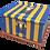 Custom Personalised Cremation Ashes Casket Urn FOOTBALL TEAM SHREWSBURY TOWN