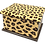 Personalised Custon Cremation Ashes Casket and Keep-Sake in LEOPARD PRINT TIGER ANIMALdesign