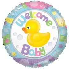 Signature Gifts, Foil Balloons, Helium Filled Balloons, Baby Balloon