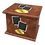 Thumbnail: Pet Ashes Casket WALNUT EFFECT