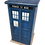 Custom Personalised Cremation Ashes Caskets Containers Urn POLICE BOX DR WHO TARDIS