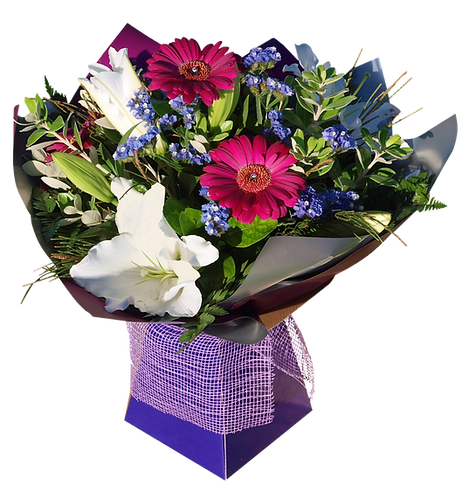 Colourful Bouquet . . . starting from
