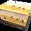 Custom Personalised Cremation Ashes Casket Urn EYGPT PYRIMIDS MUMMIES